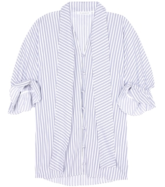 J.W.Anderson - Striped cotton top - mytheresa.com