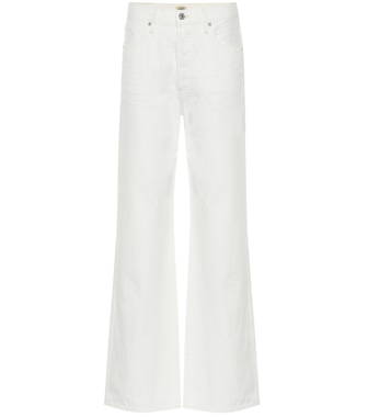 Citizens of Humanity - High-Rise Flared Jeans Annina - mytheresa.com