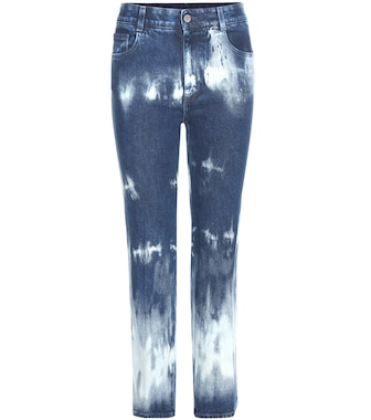 Stella McCartney - Faded jeans - mytheresa.com