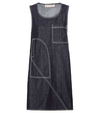 Marni - Denim dress - mytheresa.com