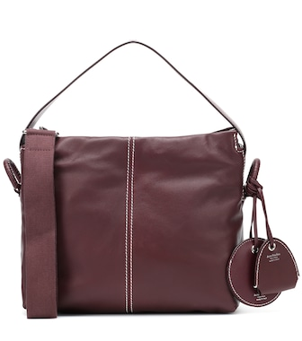 Acne Studios - Minimal leather handbag - mytheresa.com