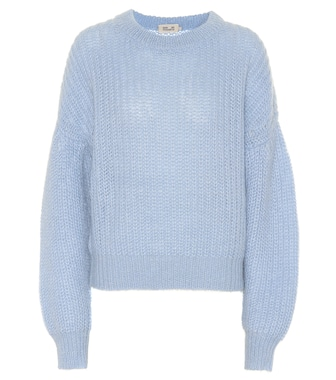 Baum und Pferdgarten - Chuden mohair and wool-blend sweater - mytheresa.com