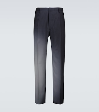 Fendi - Spotlight wool pants - mytheresa.com