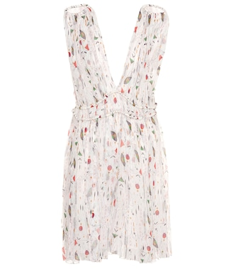 Isabel Marant, Étoile - Estelle silk dress - mytheresa.com