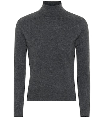 Stella McCartney - Alpaca and wool turtleneck sweater - mytheresa.com