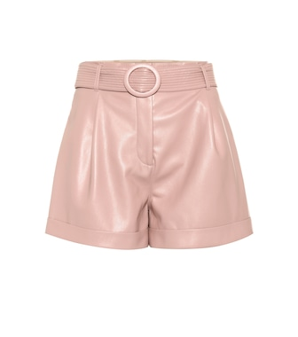 Nanushka - Exclusive to Mytheresa – Joyce faux leather shorts - mytheresa.com