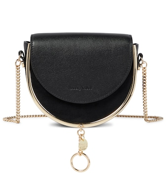See By Chloé - Mara Mini suede shoulder bag - mytheresa.com
