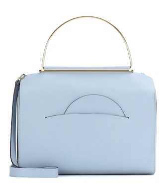 Roksanda - NO.1 leather shoulder bag - mytheresa.com