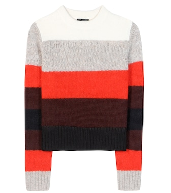 Rag & Bone - Britton mohair and alpaca-blend sweater - mytheresa.com