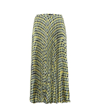 Joseph - Pleated silk skirt - mytheresa.com