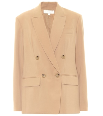Vince - Double-breasted blazer - mytheresa.com