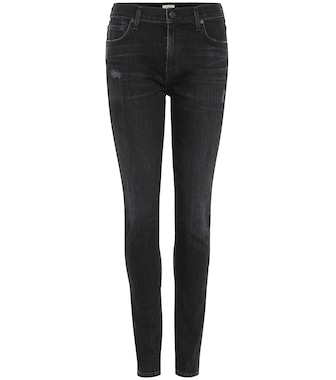 Citizens of Humanity - Exclusive to mytheresa.com – Rocket high-rise skinny jeans - mytheresa.com