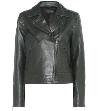Rag & Bone - Mercer leather jacket - mytheresa.com