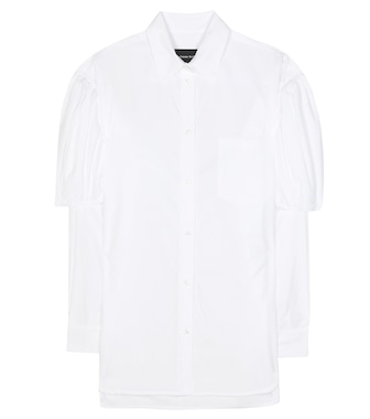 Simone Rocha - Cotton blouse - mytheresa.com