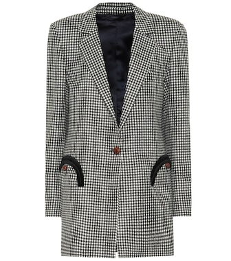 Blazé Milano - Fair And Square Timeless wool blazer - mytheresa.com