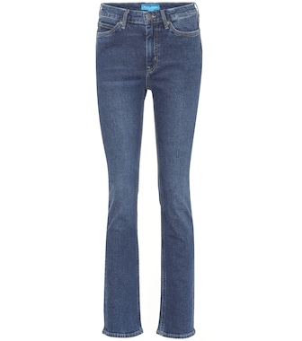 M.i.h Jeans - Daily high-rise straight jeans - mytheresa.com