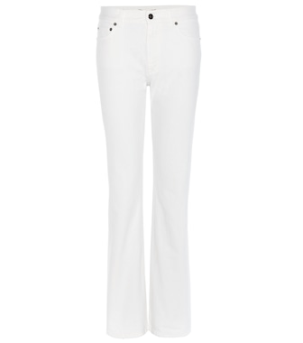 Saint Laurent - White jeans - mytheresa.com