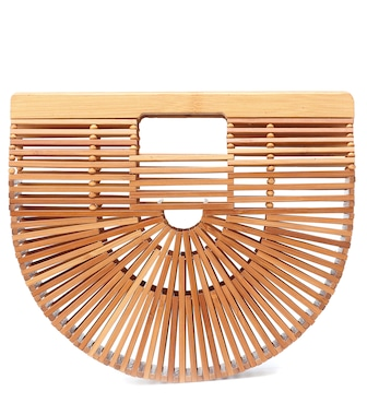 Cult Gaia - Ark Bamboo Small clutch - mytheresa.com