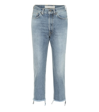 Golden Goose - Texas cropped straight jeans - mytheresa.com