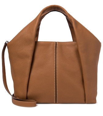 Tod's - Shirt Large leather tote - mytheresa.com