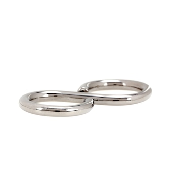 Balenciaga - Double ring - mytheresa.com