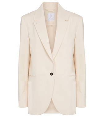 Deveaux New York - Tylynn cotton blazer - mytheresa.com