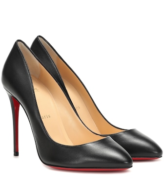 Christian Louboutin - Pumps Eloise 100 in pelle - mytheresa.com