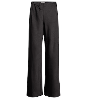 Vince - Wide-leg satin pants - mytheresa.com