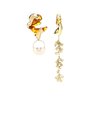 Ellery - Leonard Collage earrings - mytheresa.com