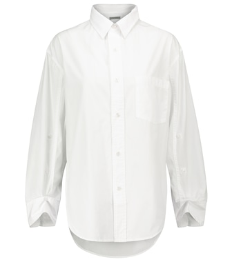 Citizens of Humanity - Kayla cotton shirt - mytheresa.com