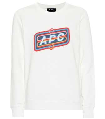 A.P.C. - Cotton sweatshirt - mytheresa.com