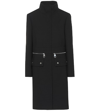 Chloé - Wool coat - mytheresa.com