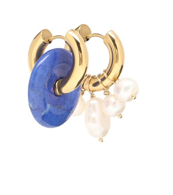 Timeless Pearly - Baroque pearl and stone earrings - mytheresa.com