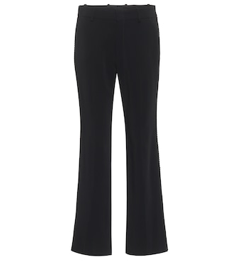 Gucci - High-rise cady bootcut pants - mytheresa.com