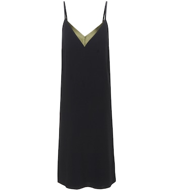 Lanvin - Crêpe dress - mytheresa.com
