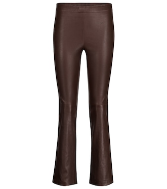 Stouls - JP Twenty slim leather pants - mytheresa.com