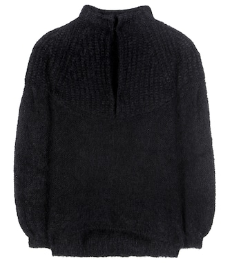 Tom Ford - Mohair-blend sweater - mytheresa.com
