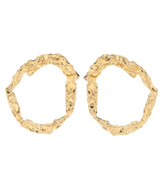 Chloé - Hoop earrings - mytheresa.com