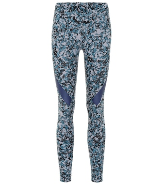 Adidas by Stella McCartney - طماق رياضي بطبعات Alphaskin Tight - mytheresa.com
