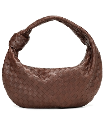 Bottega Veneta - BV Jodie Small leather tote - mytheresa.com
