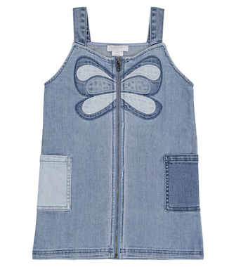 Stella McCartney Kids - Denim dress - mytheresa.com