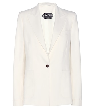 Tom Ford - Wool jacket - mytheresa.com