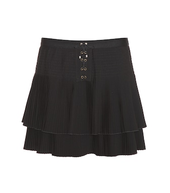 Vanessa Bruno - Wool skirt - mytheresa.com