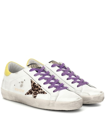 Golden Goose Deluxe Brand - Sneakers Superstar in pelle - mytheresa.com