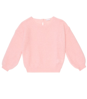 Il Gufo - Mohair and wool-blend sweater - mytheresa.com