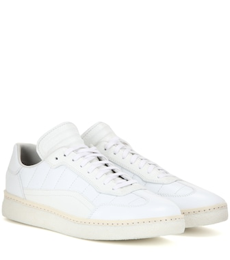 Alexander Wang - Eden leather sneakers - mytheresa.com