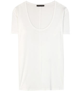 The Row - T-shirt Stilton in jersey - mytheresa.com