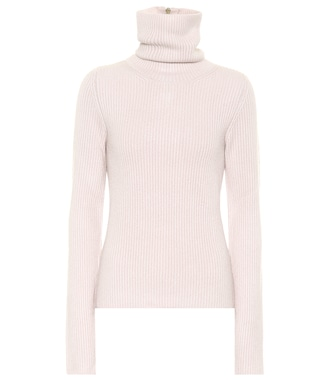 Bottega Veneta - Cashmere-blend turtleneck sweater - mytheresa.com