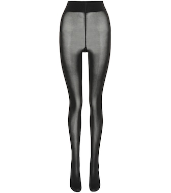 Wolford - Velvet de Luxe 66 tights - mytheresa.com