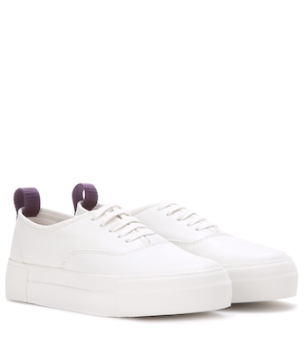 Eytys - Mother leather sneakers - mytheresa.com